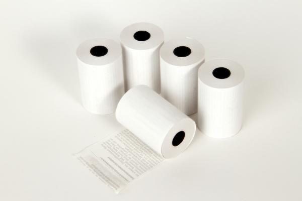 EC-Thermorolle 57/30/12, 9m BPA-frei mit Lastschrifttext (50 Stk.) ohne Bisphenol A